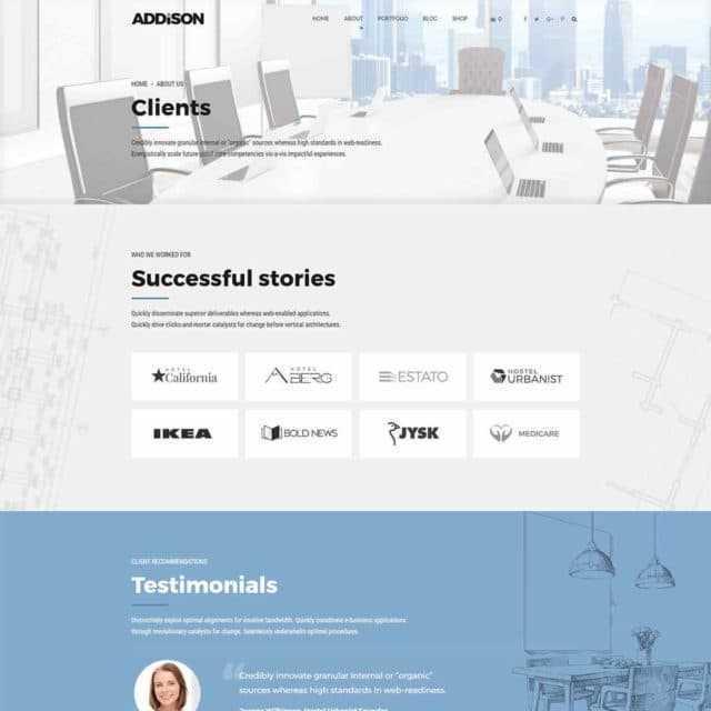 pages 06 clients