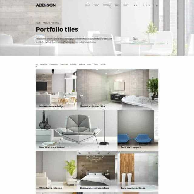 pages 17 portfolio tiles